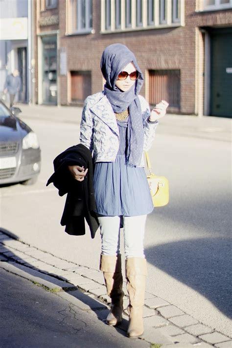 Give Grey Dress Pakaian Baju Dress Wanita Muslimah 30 stylish ways to wear with for chic look