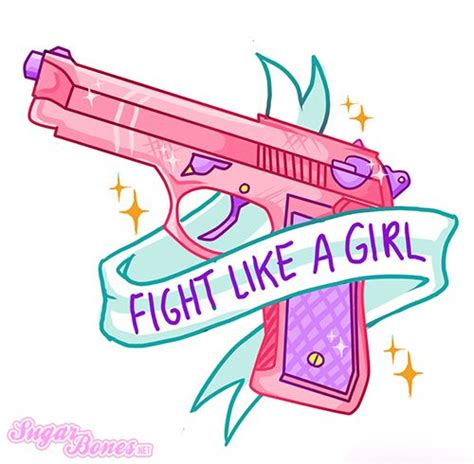 fight like a girl tattoo 25 best ideas about power on