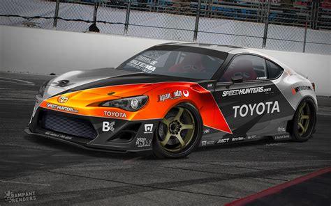 Toyota Drift Fredric Aasb 248 S 2jz Speedhunters Toyota 86 X Drift Car