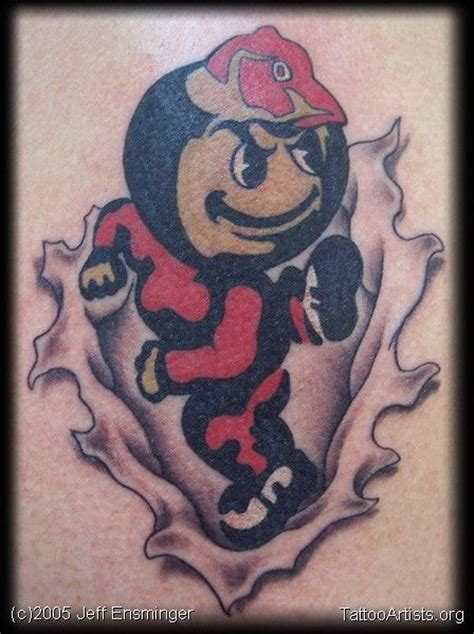 ohio state tattoo 17 best ideas about ohio state tattoos on ohio