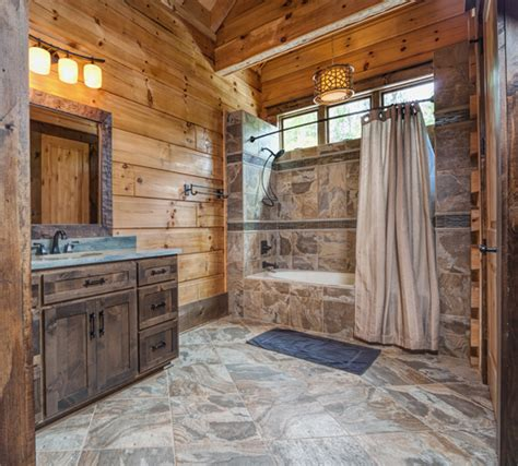 log home bathroom ideas 12 insanely gorgeous log house bathrooms hick country