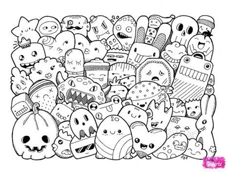 doodle animasi doodle ausmalbilder buntegalerie auf etsy