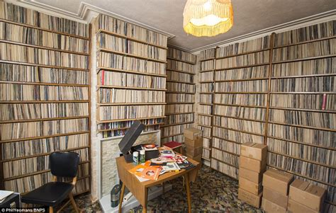 uk top 40 house music record collector keith sivyer bought every single that made uk charts for 60 years