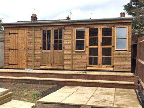 sectional garden buildings sectional timber buildings quality timber storage sheds