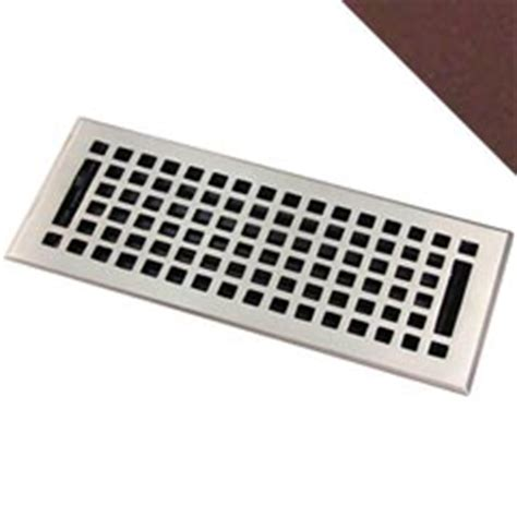 Floor Register Covers by Hrv Industries 05 410 C 10 Brass Decorative Floor