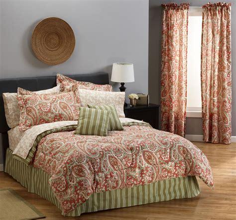 peach comforter set biab liamoges king size 20 piece comforter bedroom set