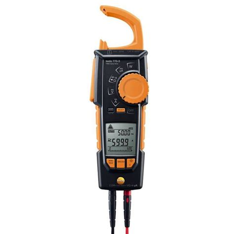 to testo testo 770 3 digital cl meter true rms bluetooth