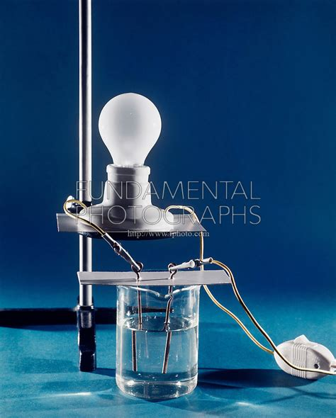 electrical conductors in water chemistry conductivity test fundamental photographs the of science