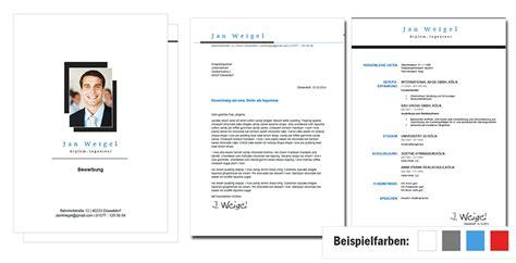 Bewerbung Design Vorlage by Bewerbungsvorlage 4 Anpassbare Marketing Designs