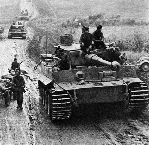 wann begann 2 weltkrieg chefsache im dritten reich wie der panzer zur st 228 rksten