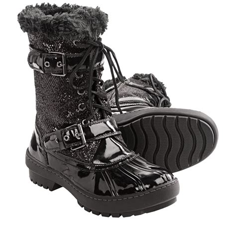 top winter boots for sperry alpine snow boots insulated for