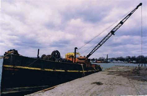 tugboat grt capt m b donnelly