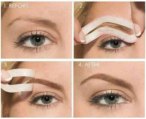 your eyebrow shape the golden rules from experts