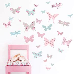childrens butterfly bedroom accessories home decorating notonthehighstreet com