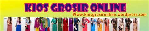 Baju Dres Tidur Import kios grosir baju muslim baju murah baju muslim