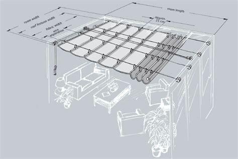 diy retractable pergola canopy retractable pergola roof diy retractable patio deck awnings i would this for my