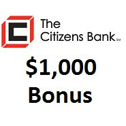 Citizens Bank Letter Of Credit Ms Only The Citizens Bank 1 000 College Savings Bonus Doctor Of Credit