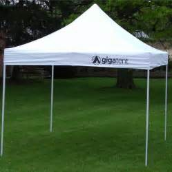 Tent Awnings Canopies Gigatent 10 X 10 Lightweight Pop Up Canopy Tent