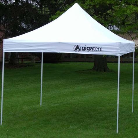 canopy tent with awning gigatent 10 x 10 lightweight pop up canopy tent