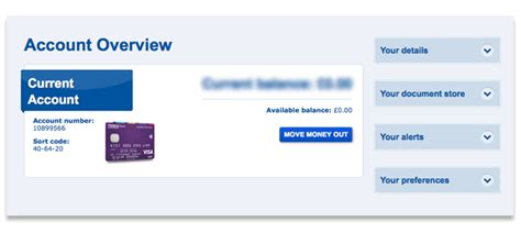 tesco bank activate card managing current accounts banking tesco bank