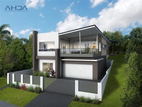 house designs sloping block sloping blocks architectural house designs australia