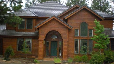 wood house siding types types of siding for homes