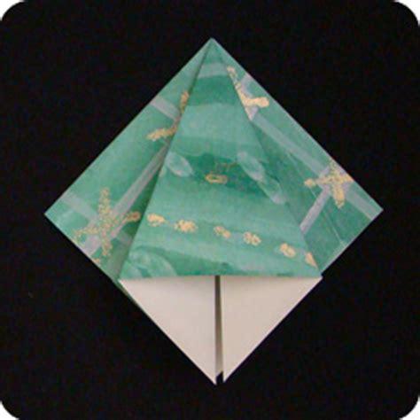 Squash Fold Origami - squash fold make origami