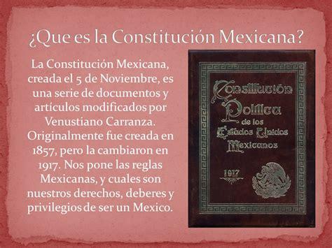 la constituci 243 n de 1917 y el nueva constitucion mexicana la nueva constitucin constituci 243 n mexicana y el articulo 5 ppt