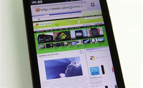 lg mobile browser lg optimus 2x catamobile