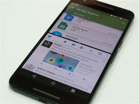 android ns  multi window modes explained android
