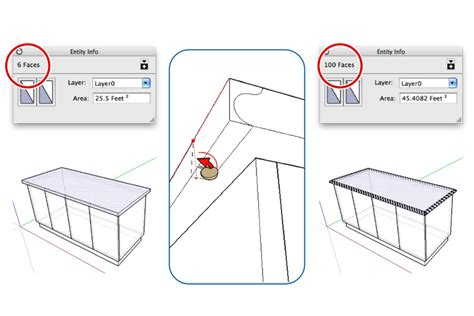 sketchup layout polygon speed up sketchup extrude curves with fewer sides