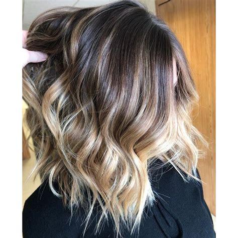 bronde hair color pictures popularne tehnike pramenova friz