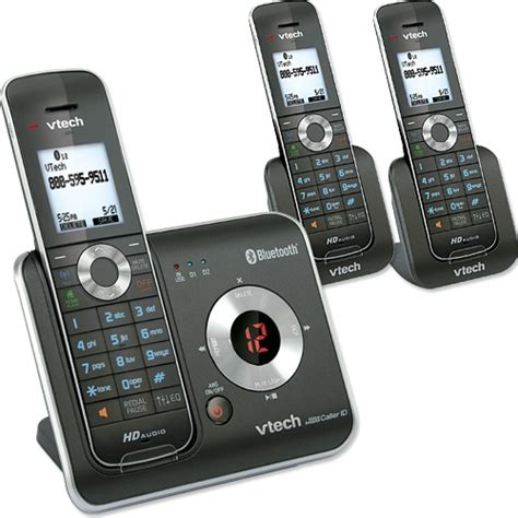vtech connect to cell phone system home phone convenience