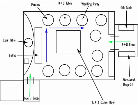 event table layout planner 12 wedding reception table layout template vrwwi