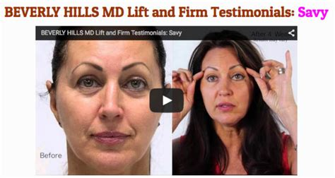 beverly hills md lift firm sculpting cream reviews beverly hills lift best eye wrinkle cream anti aging products