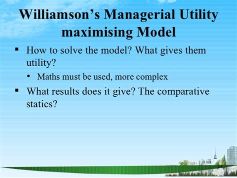 Managerial Economics Mba by Managerial Economics Ppt Mba 2009