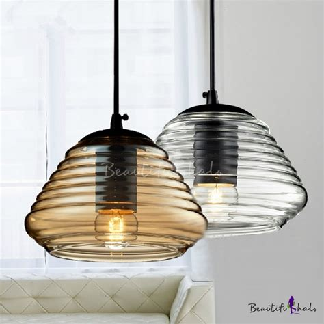 stunning glass bucket pendant l with light colored buy amber colored glass pendant light short size at