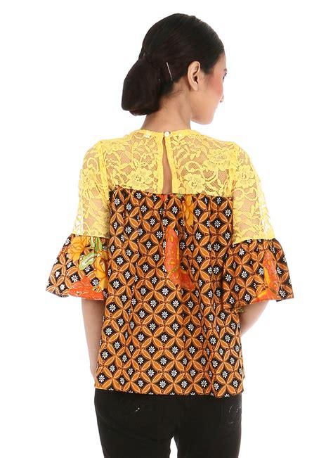 Gapura Batik Craft Wonogiri Tulis gapura batik gbc women0013 ckt orng l pcs klikindomaret