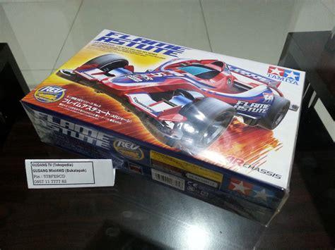 Tamiya 92316 Mini 4wd Spin Viper Waigo Hobby Limited Vs Chassis terjual tamiya mini 4wd harga kaskuser kaskus