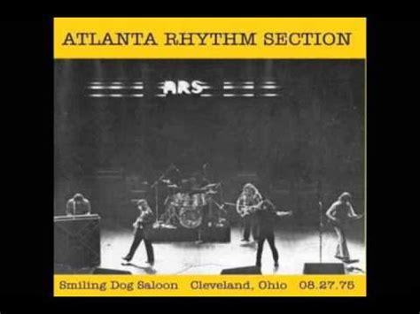 atlanta rhythm section live atlanta rhythm section boogie smoogie 8 27 1975 live