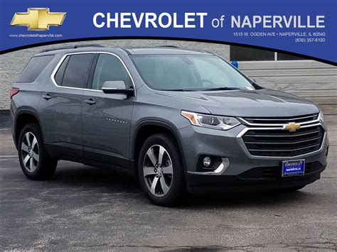 chevrolet traverse fwd lt fuel economy release date
