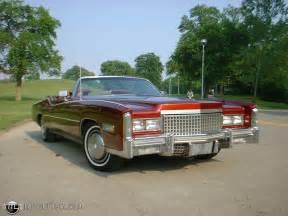 1975 Cadillac El Dorado 1975 Cadillac Eldorado Convertible Id 17240