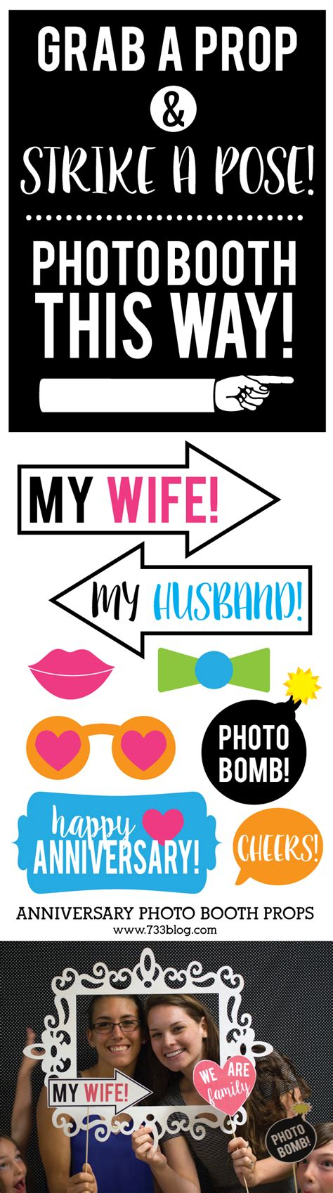 printable retirement photo booth props printable anniversary photo booth props photo booth