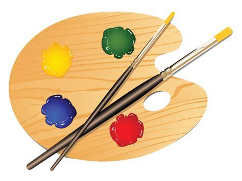 Artists Clipart Palette Clipart Transparent Clipground