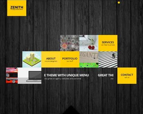 30 best responsive adobe muse themes 2014 psdreview