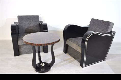 art deco armchairs for sale art deco chromliner armchairs for sale at 1stdibs