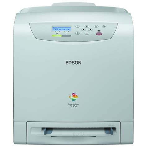 Printer Laser Epson epson aculaser c2900n a4 colour laser printer c11cb74001by