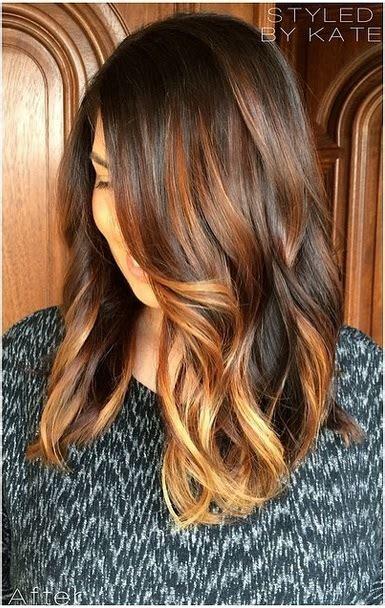 2015 highlights hair color in paris france brunette with highlights hair color ideas mane interest