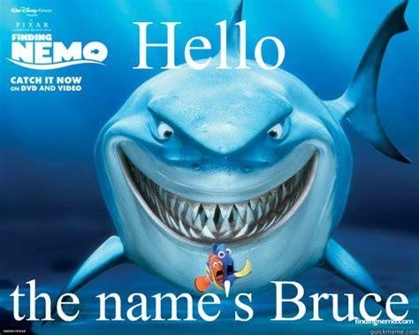 Finding Nemo Meme - bruce finding nemo memes quickmeme
