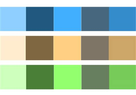 two color combinations the gallery for gt starbucks color palette